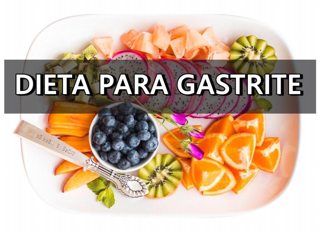 Como Funciona A Dieta Para Gastrite Qual O Cardapio Da Dieta Para