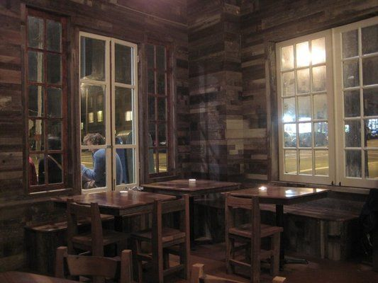 A rustic sea-inspired interior: Outerlands SF (borrowed photo from Yelp review)