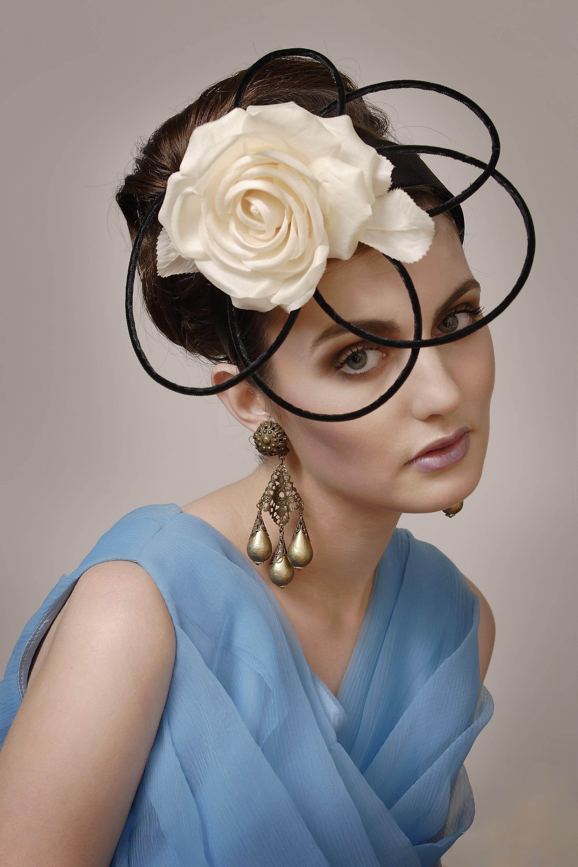 Ann Shoebridge millinery Hot hats, Fascinator