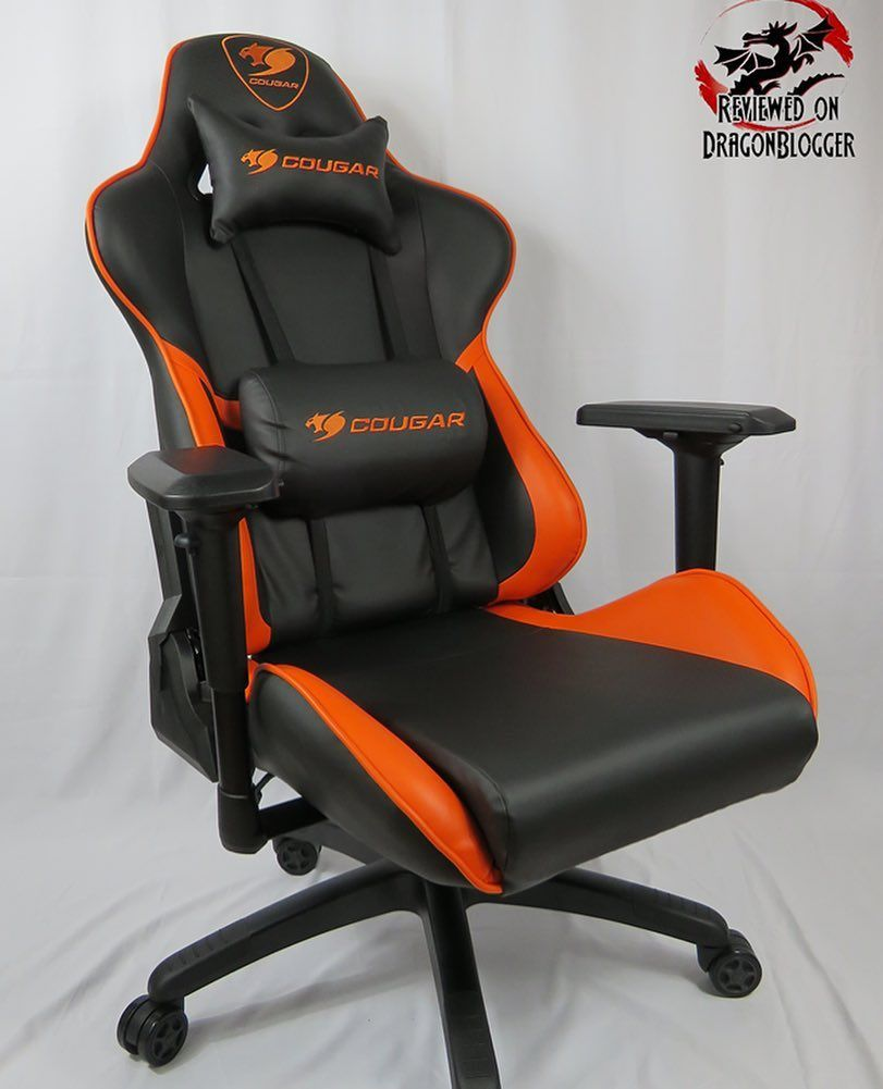 Cougar Assembled To Gaming Iggy Provided Armor Us Chair The By gYb6f7y