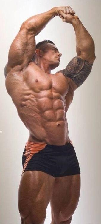 Body builder gay hairy