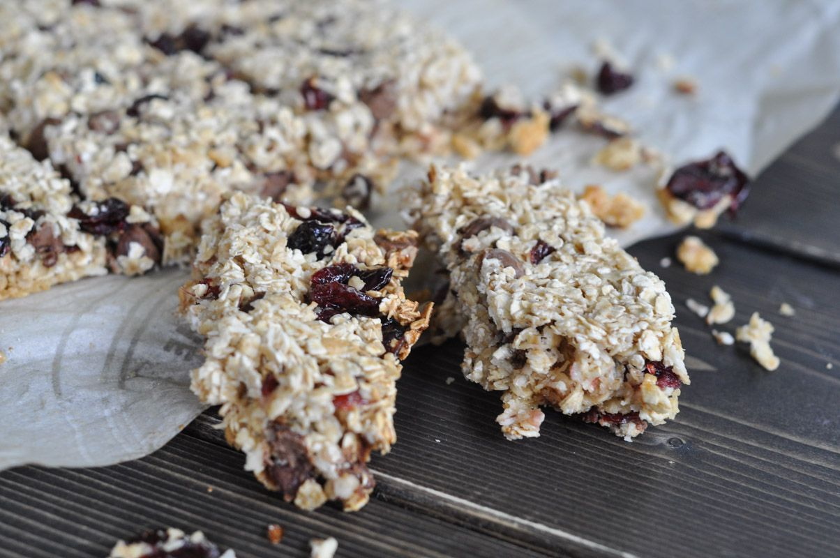 Granola Bars With Sweetened Condensed Milk Recipe With Images Granola Bars Cooking Recipes