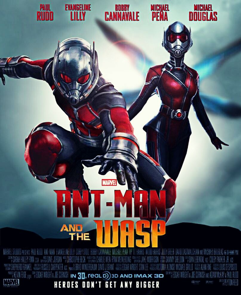 Name: Ant Man and the Wasp 2018 Free Download Currently