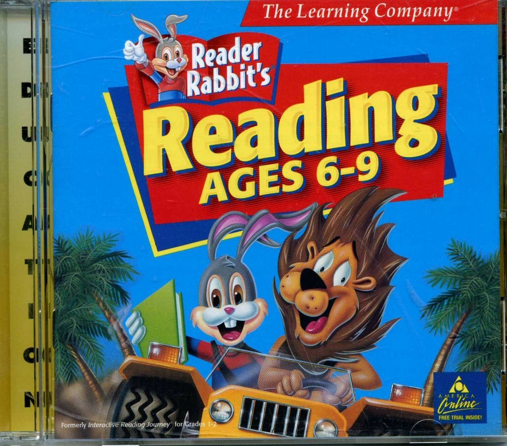 reader rabbit's reading 69 Google Search The learning