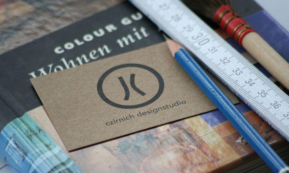 Wir Von Extraprint Durften Die Visitenkarte Von Czirnich