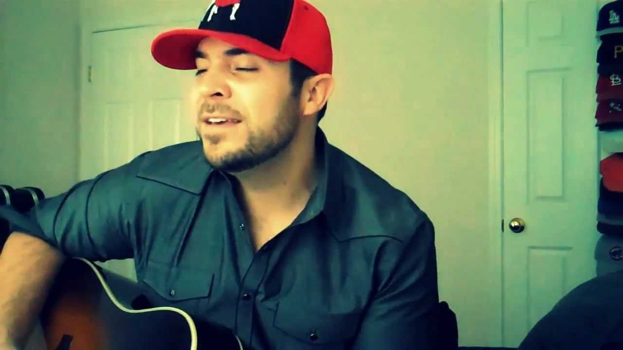 Red Light - David Nail cover by James David Carter from season 7 of ...