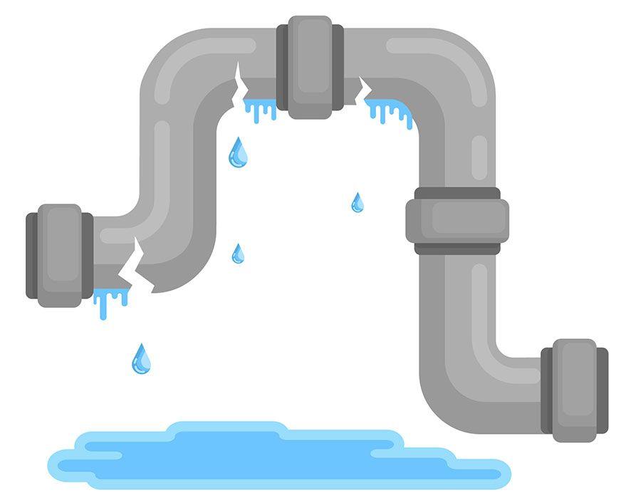 تسرب الماء في الجدار وما هي أضرار تسربات المياه التي تلحق بمنزلك إذا لم تسرع في حل مشكلة التسريب In 2021 Water Leaks Wall