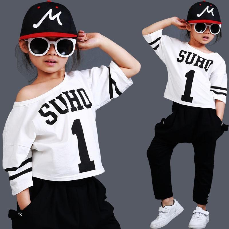 Girl Jazz Dance For Girls Street Dance Costumes For Girls Girl Hip