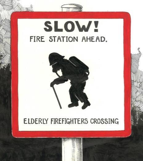FBU Firefighter quotes, Firefighter, Firefighter humor