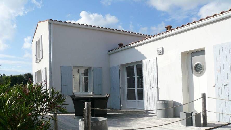 A Vendre Maison Face A L Ocean St Pierre D Oleron 17310 Cote Littoral Maison Immobilier A Vendre Immobilier