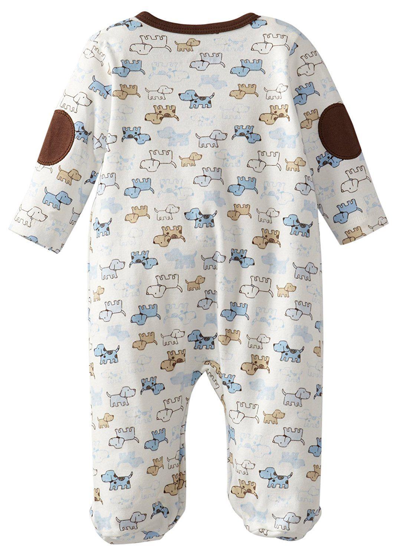 New Born Magnificent Baby Baby-Boys Dino Expedition Kimono Pant Dino Explorer