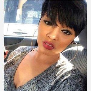 Épinglé par Melissa Misseg sur African American hair ♥ ♥ღ