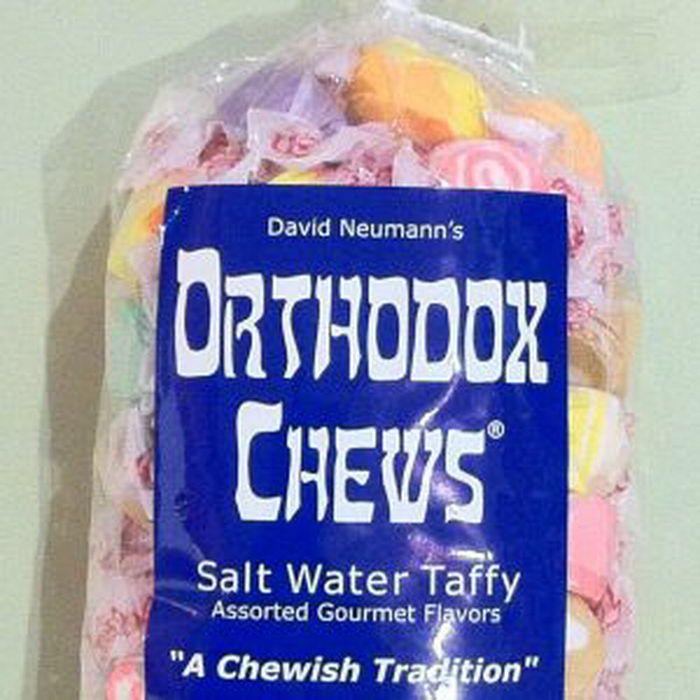 David Neumann S Orthodox Chews Salt Water Taffy Soft And Chewy Chewy