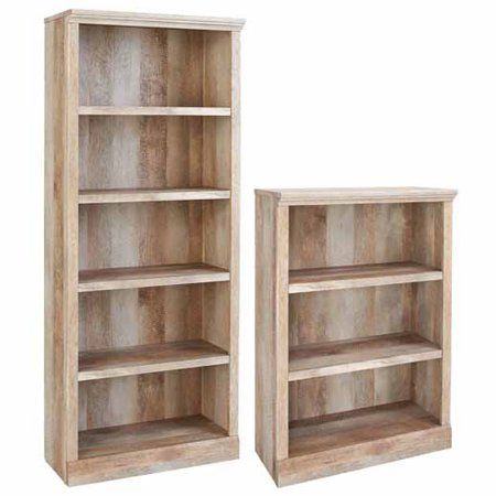 9d71f6c1ef7c689dc84db80379cc0e0d - Better Homes And Gardens Crossmill 5 Shelf Bookcase Multiple Finishes