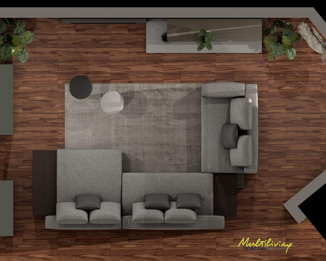 Devincenti multiliving piubega mantova esposizione arredo for Marche arredamento design