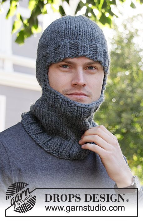 Winter Knights / DROPS 208-12 - Free knitting patterns by ...