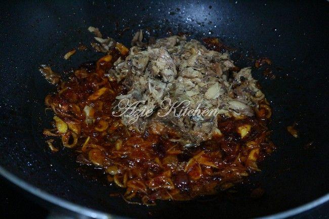 Nasi Goreng Sardin Sangat Sedap | Ide makanan, Makanan, Kue