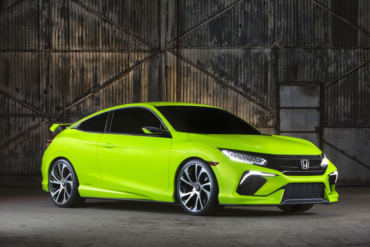 2016 Honda Civic Confirmed With A New Platform Downsized Turbo Iab Report