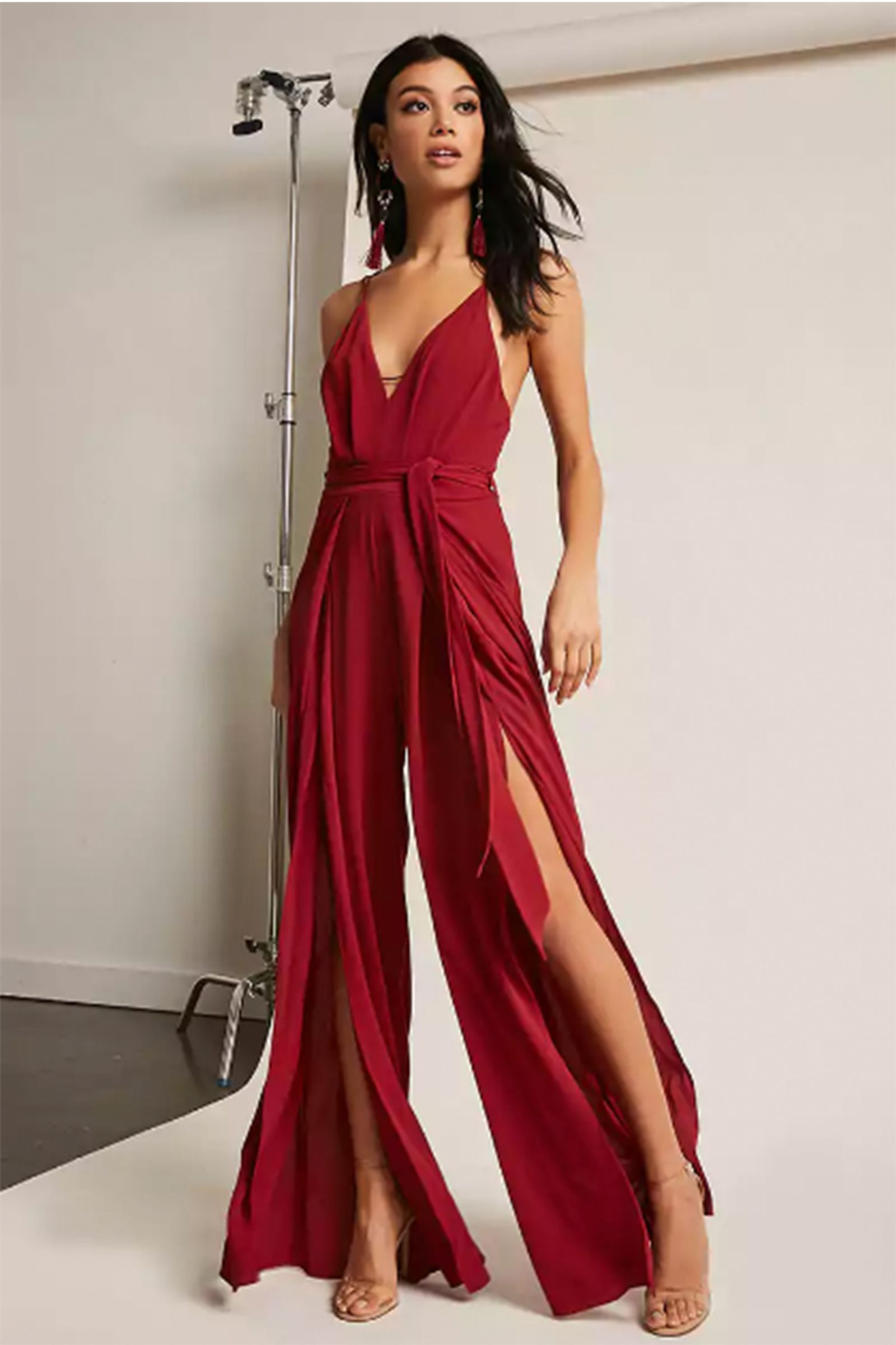 f32f5c532f5d 29 Red Prom Dresses Inspired by the Dancing Lady Emoji