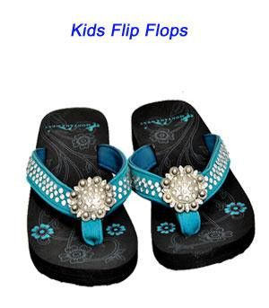 Kids Turquiose Flip Flops  Check out fb page https://www.facebook.com/pages/Ds-Diva-Shop/682458978477201?ref=hl  for more info   www.divashop.co  use consultant id 215 when ordering