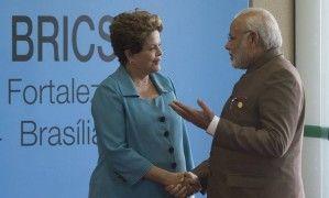 Índia terá presidência do banco do Brics - Jornal O Globo