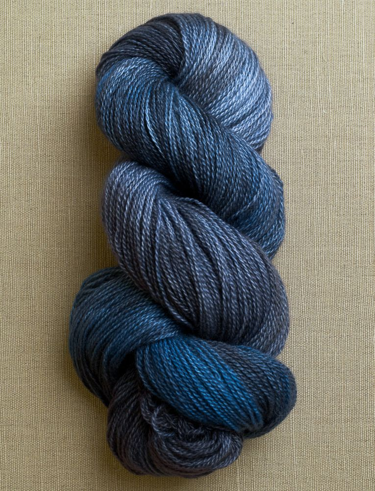 JADE SAPPHIRE100% Mongolian cashmere 2-Ply/ lace 400 yds $48.90