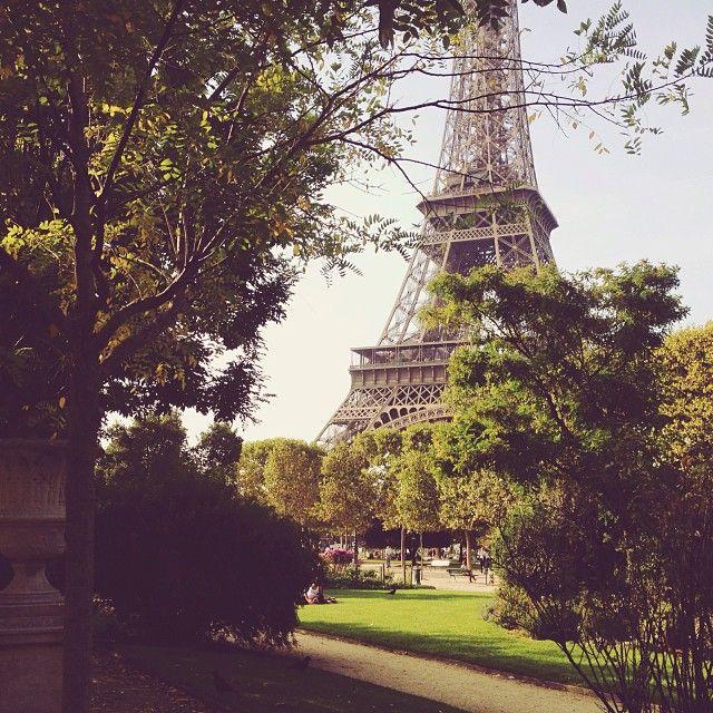#sunshine in paris...