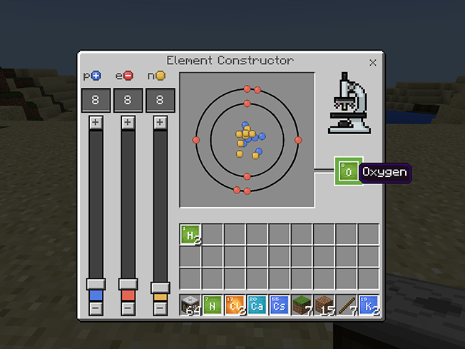 Chemistry Minecraft Education Edition In 2020 Chemistry Fun Education High School Science