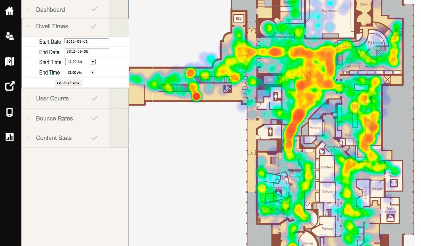 Oportunidades en retail: WiFi tracking | ideup! - Diseño ...
