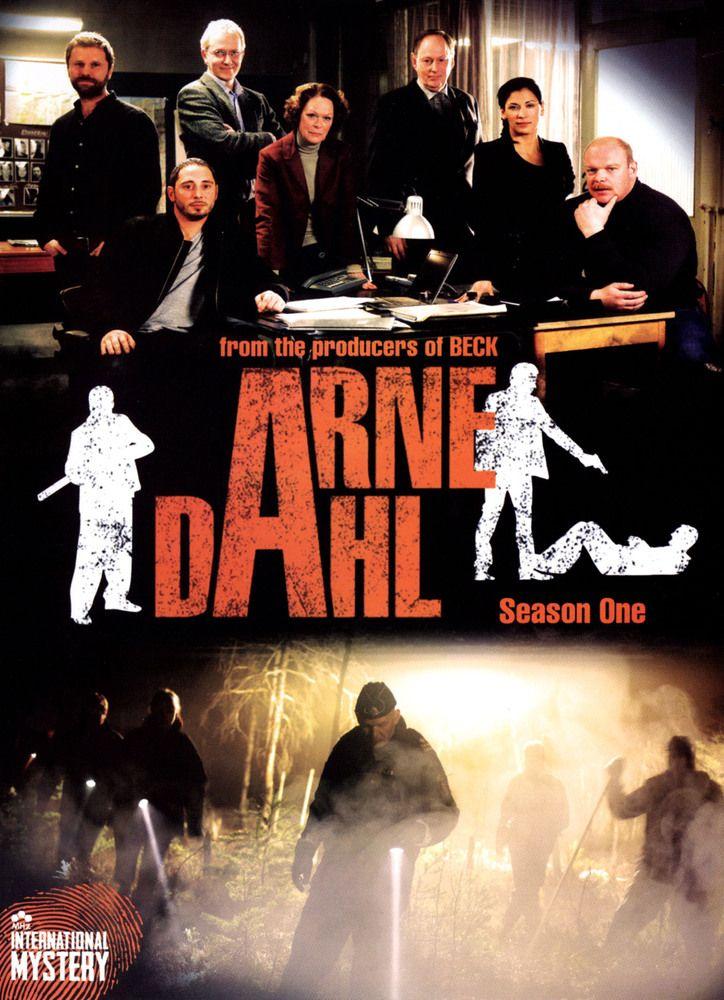 Arne Dahl 5 Discs Dvd Filmes Shows