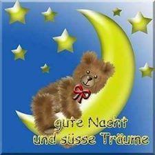 Gute Nacht Mein Barchen Gute Nacht Grusse Gute Nacht Nacht