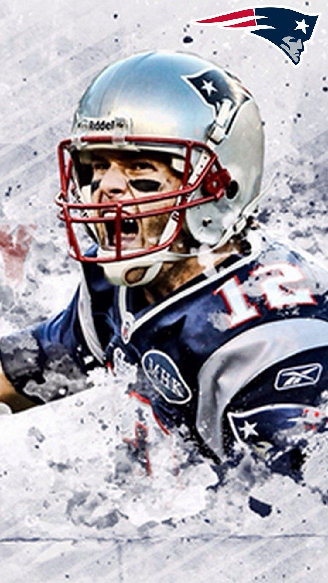 Tom Brady Patriots In 2020 Nfl Football Wallpaper Tom Brady Wallpaper Tom Brady Patriots