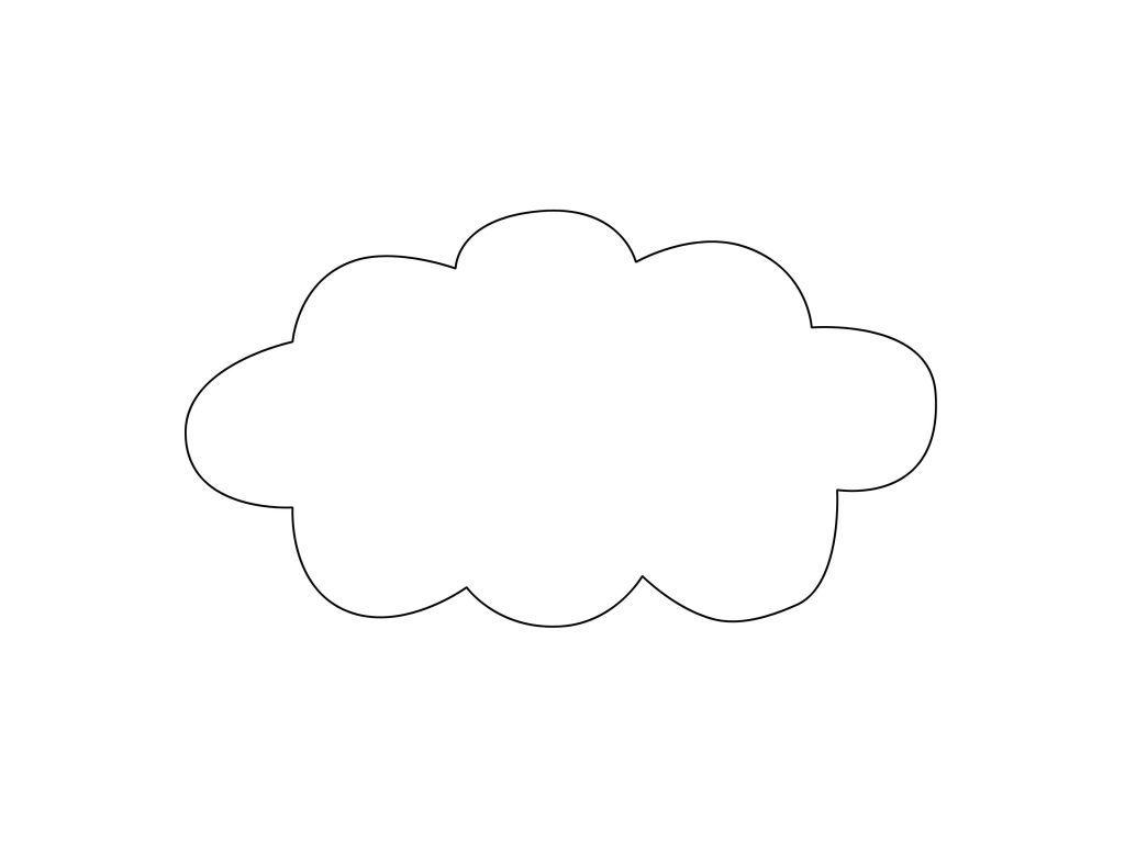 diy tuto pour faire un mobile nuage en tissu 07. Black Bedroom Furniture Sets. Home Design Ideas