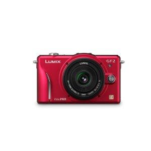 Amazon Com Panasonic Lumix Dmc Gf2 12 Mp Micro Four Thirds Interchangeable Lens Digital Camera With 3 0 Inch Touc Digital Camera System Camera Panasonic Lumix