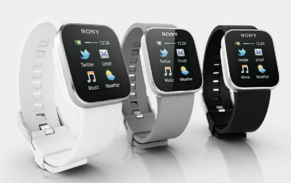 6d3d6f7de5c Relógio Sony com Android chega por US  150
