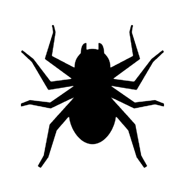 Spider Icon In Android Style This Spider Icon Has Android Kitkat Style If You Use The Icons For Android Apps We Recommend Using Our Android Icons Icon Spider