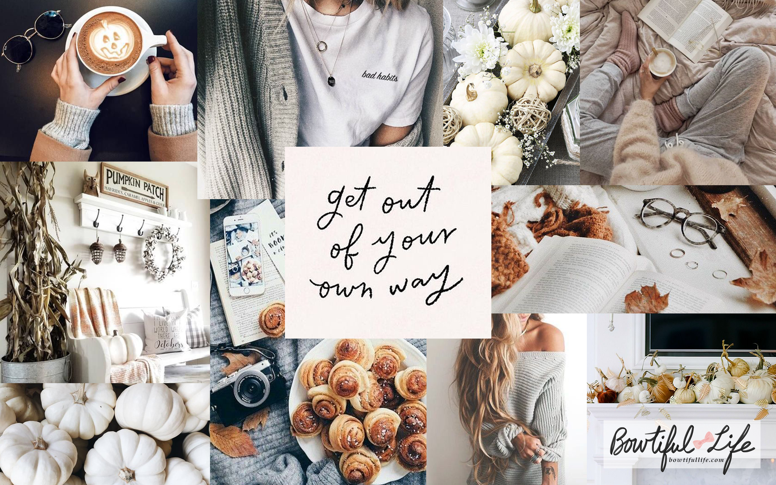 Get Out Of Your Own Way Bowtiful Wallpaper Bowtiful Life Macbook Wallpaper Cute Laptop Wallpaper Aesthetic Desktop Wallpaper