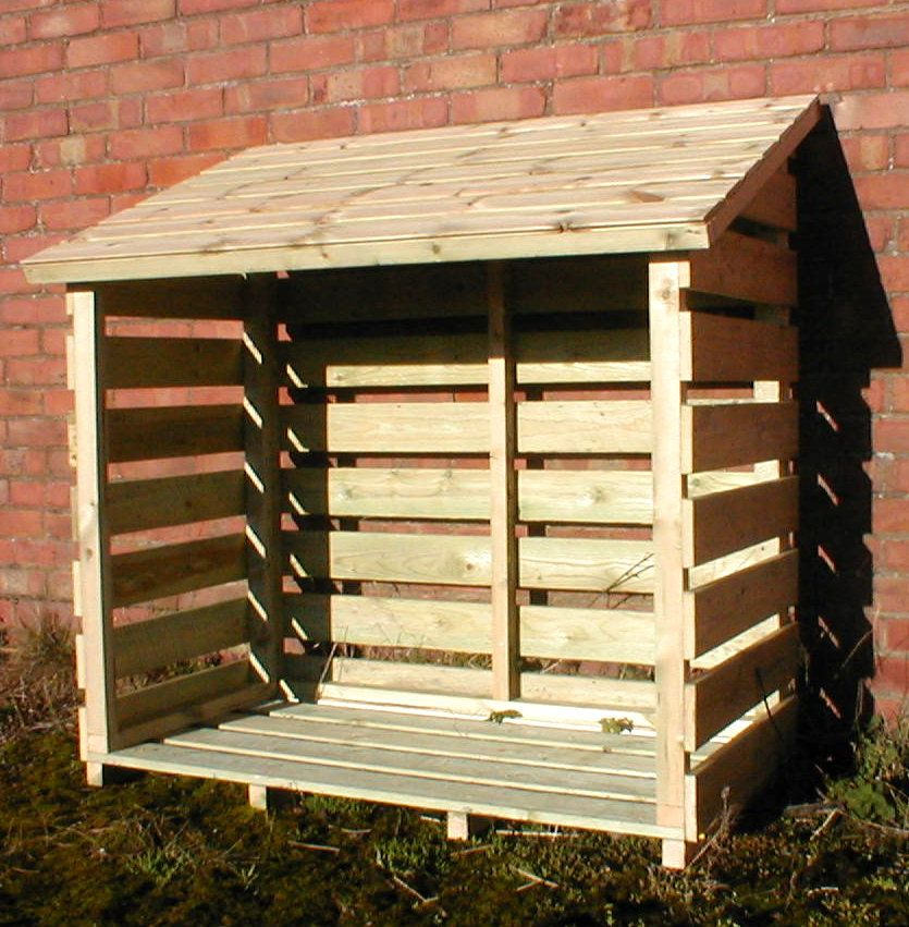 Small Wood Sheds Sale