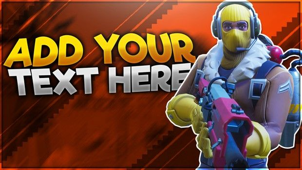 Fortnite Thumbnail Template Pack Thumbnail Worthy Templates