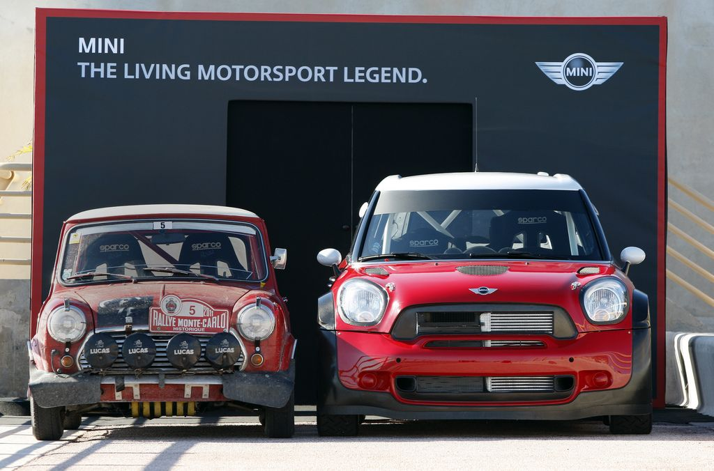 Good things, small packages: The new Mini vs the old