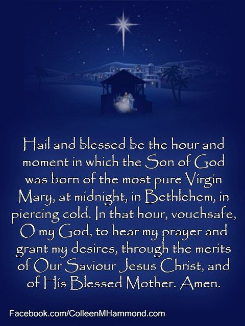 Novena die Kraft des Gebets