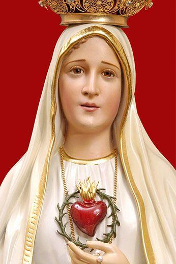 Sagrado Coracao De Maria Nossa Senhora De Fatima Sagrada
