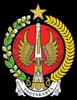 Logo Lambang 33 Provinsi Di Indonesia Yogyakarta Lambang Negara Sejarah