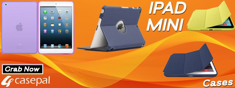 Buy all Ipad Mini Cases only on casepal.com
