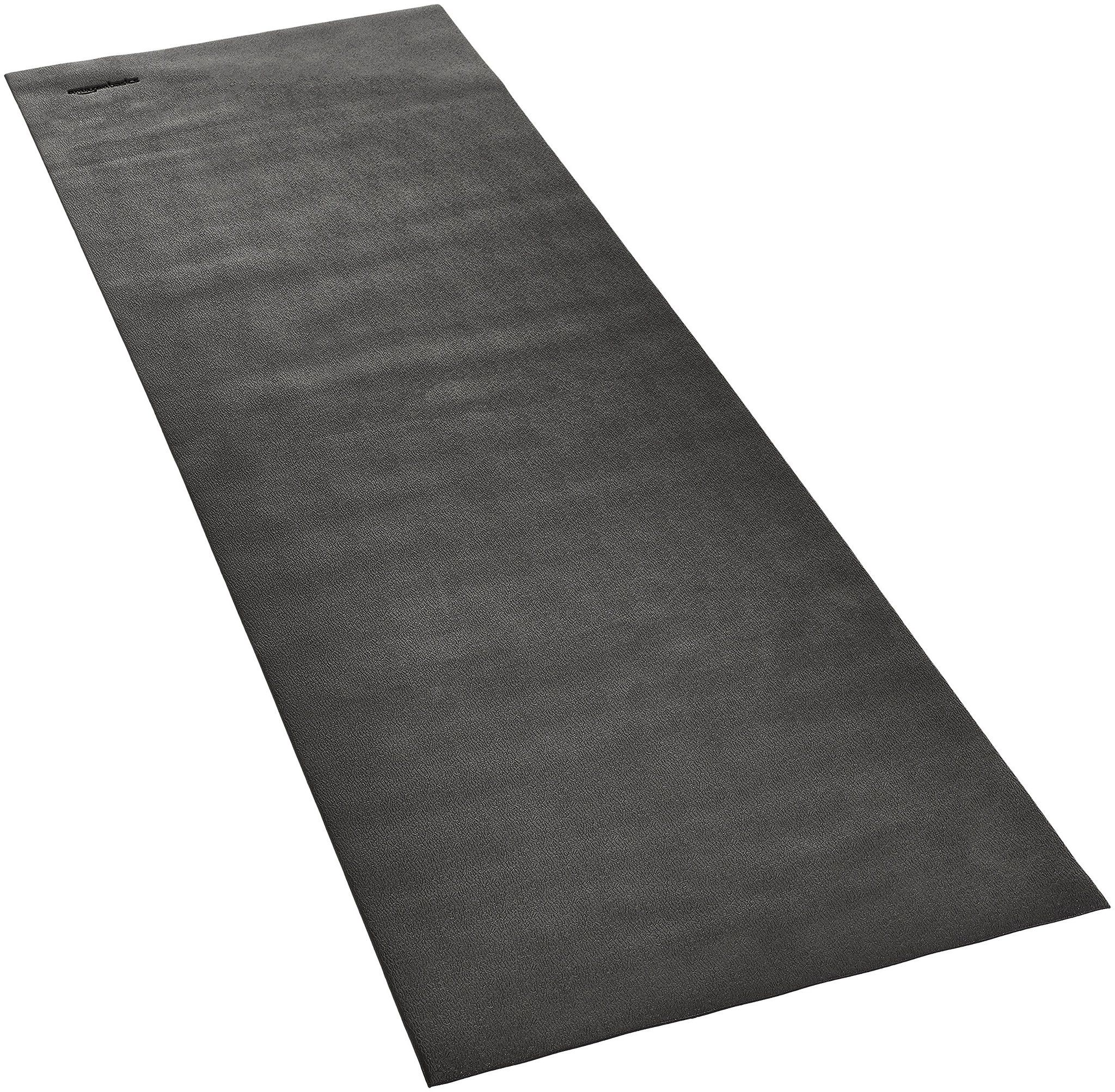 3 By 8 5 Foot Mat Made Of High Density Pvc Ideal For Placing Under A Home Gym Rowing Machine Or An Exercise Treadmill Mat No Equipment Workout Biking Workout