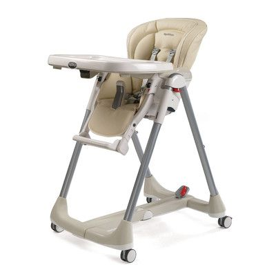 Peg Perego Prima Pappa Best High Chair Color Paloma Rich Cream Imppbsna55pl46 Peg Perego Imppbsna55pl46