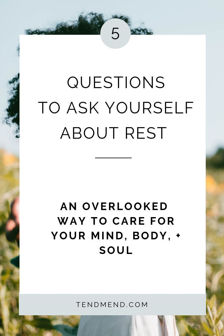 5 questions to ask yourself if youre not getting enough