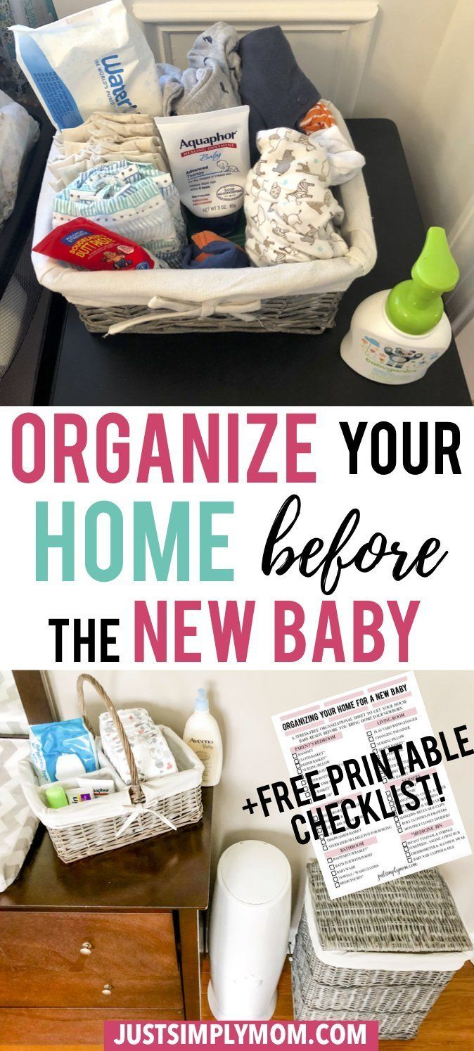 Photo of How to Organize Your Home For a New Baby – Just Simply Mom