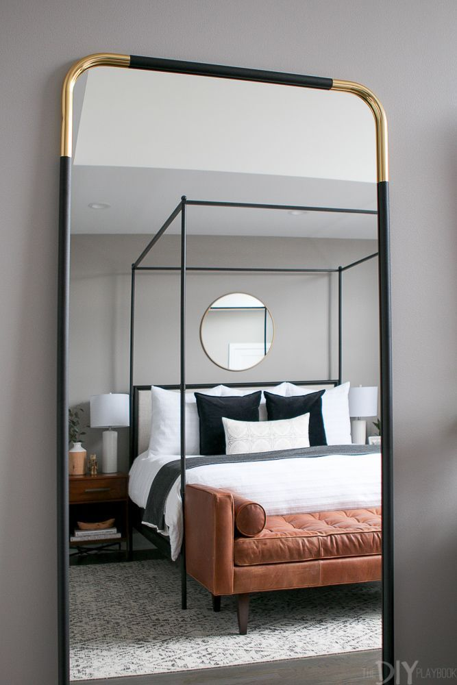 Modern Master Bedroom Makeover, Get the Look for Less
