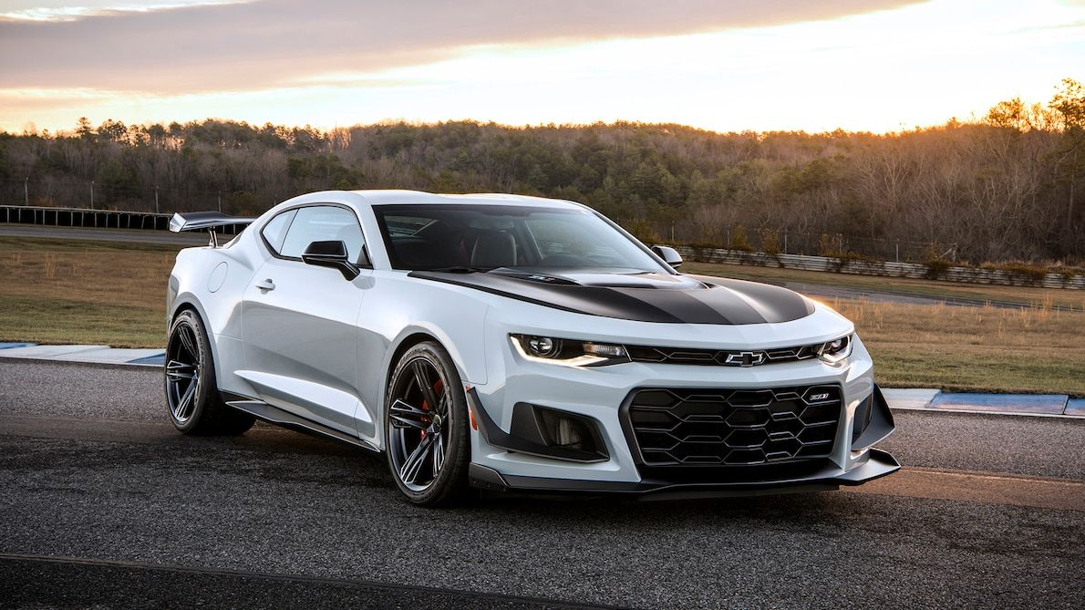 2019 Chevrolet Camaro Zl1 1le Now Offered With An Automatic Camaro Zl1 Chevrolet Camaro Chevy Camaro
